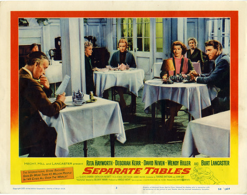 Separate Tables - lobbycard 2
