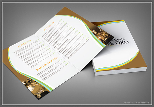 Identidad corporativa - New Costa de Oro