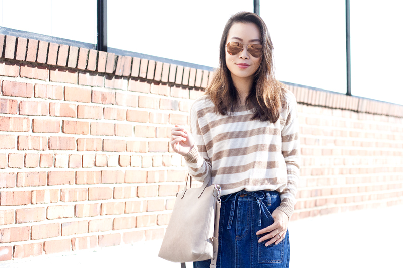 02madewell-denim-skirt-stripes-sweater
