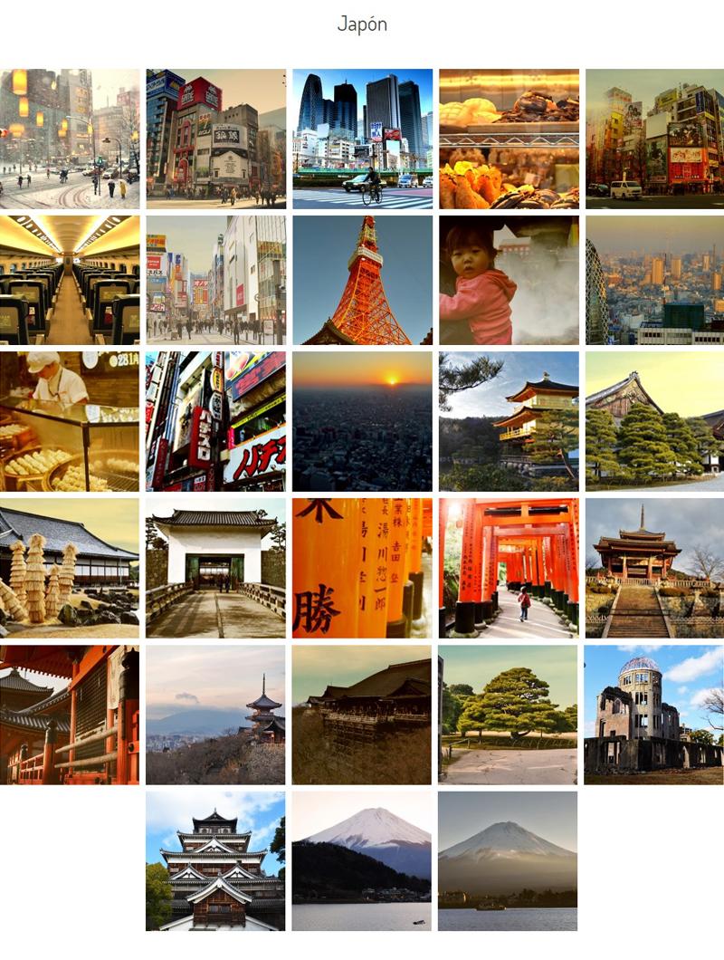 Japón: Galería de fotos