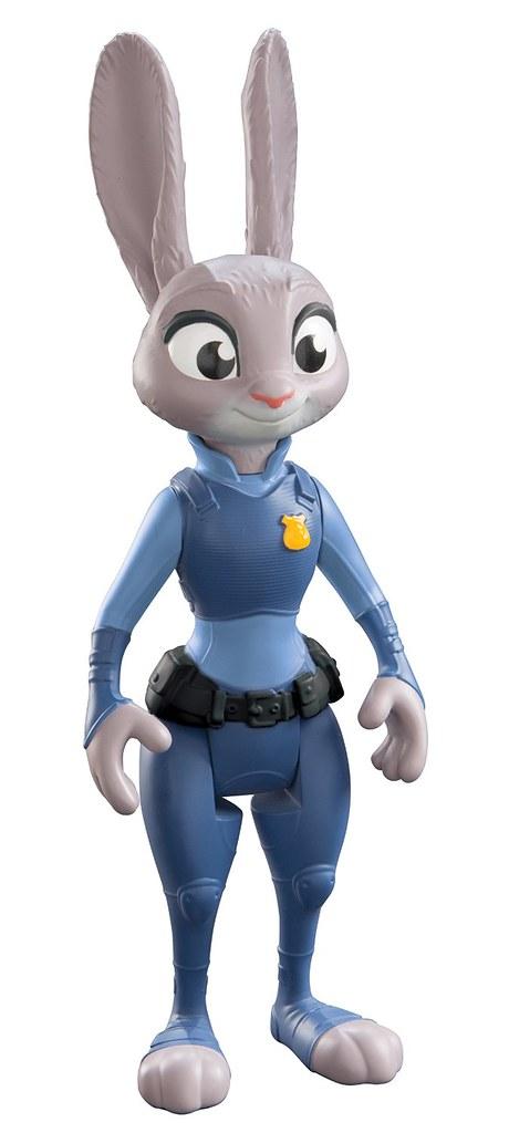 Figura Grande Officer Judy Hopps
