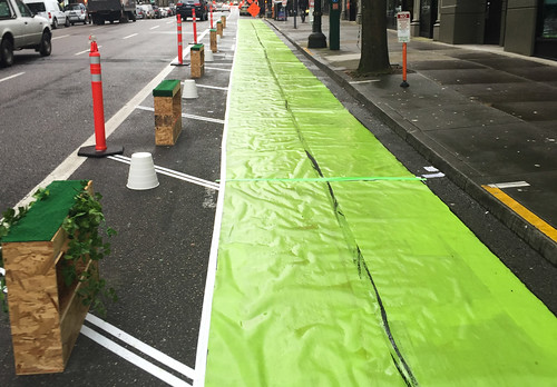 Pop-up bikeway on SW Broadway-9.jpg