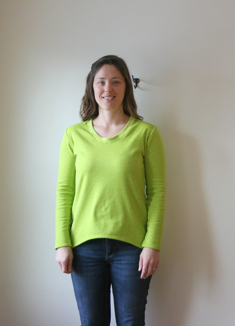 Megan Nielsen Briar T-shirt (MN2303)