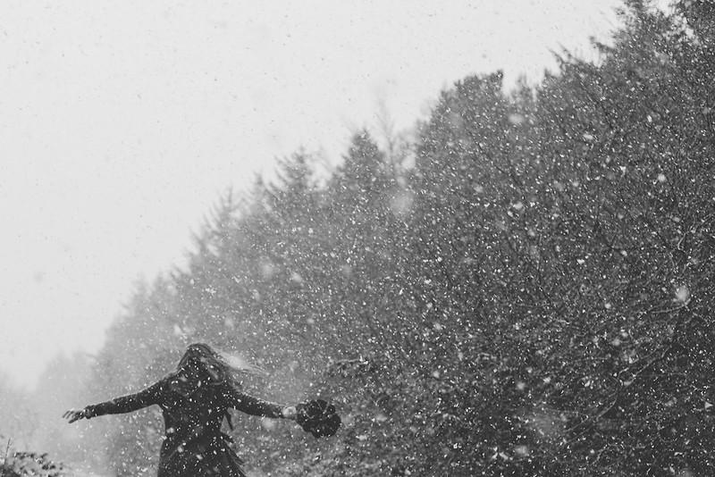 Un baile en invierno