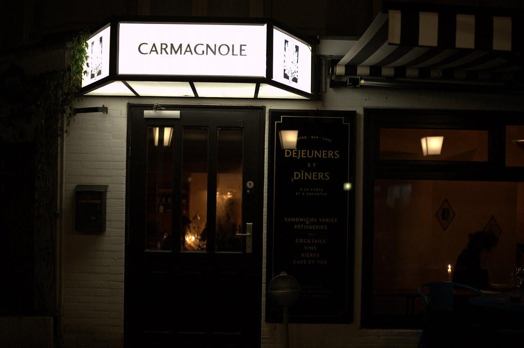 Bistro Carmagnole Hamburg 12.2.2016