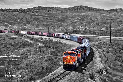 May 25 2014 - Badlands and railroad tracks