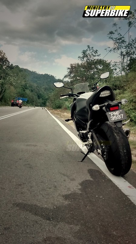 First Ride : Suzuki S1000F