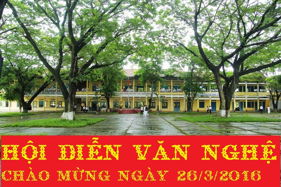 Video văn nghệ trường THPT Bình Sơn 2016