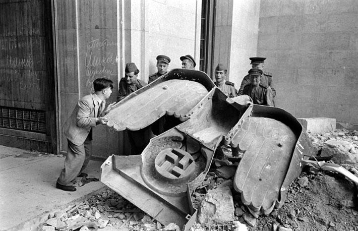獨裁者之葬身地 希特勒的地下室19
