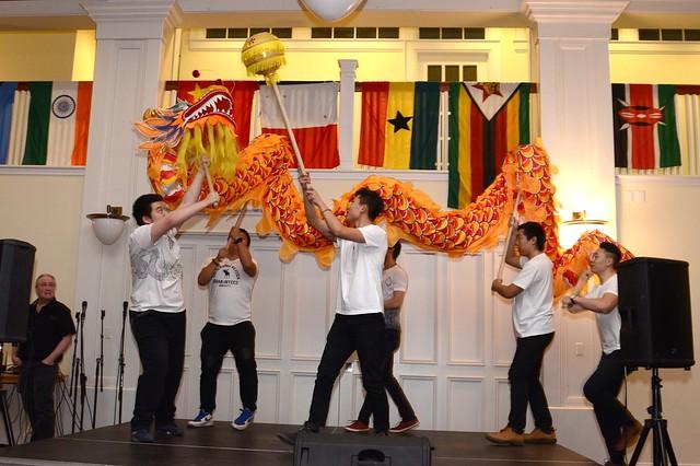 International Student Banquet 2016