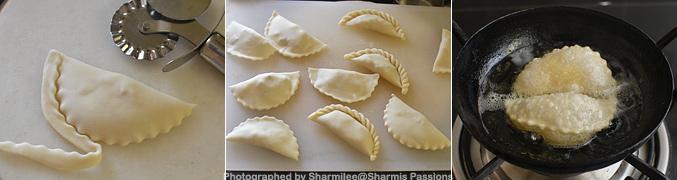 How to make Gujiya Recipe - Step7