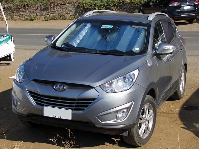 Tucson (LM) - Hyundai