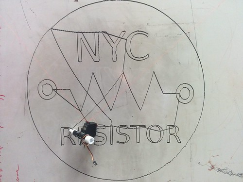 Polargraph logo test