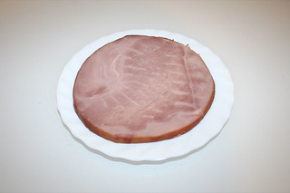 02 - Zutat Kochschinken / Ingredient ham