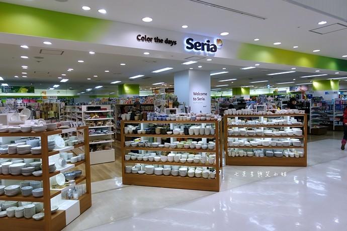 1 日本必逛 百元商店 Seira