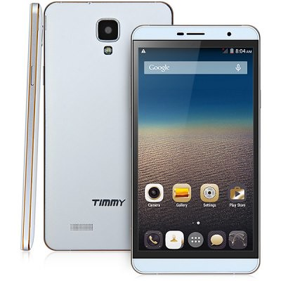 Timmy M7 Android 4.4 3G Smartphone 5.5 inch Phablet HD Screen MTK6592 1.4GHz Octa Core 1GB RAM 8GB ROM