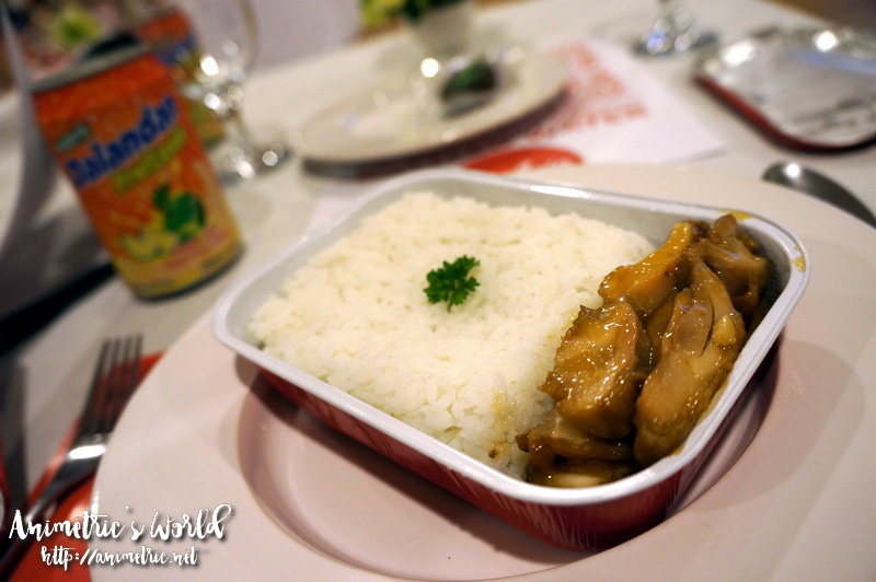 Air Asia Inflight Meals