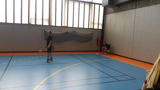 interclubs dernière journée équipe 1 à Grenoble