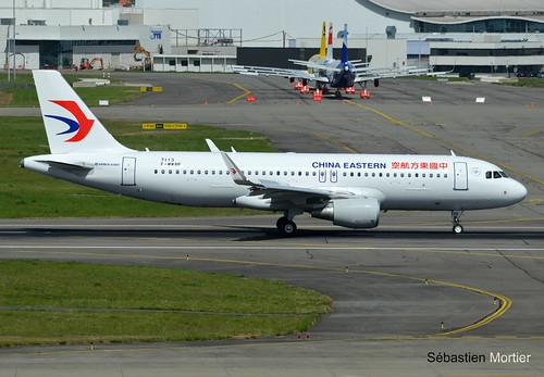 A320 214sl china eastern airlines f wwbf b 8395 msn - China eastern airlines sydney office ...
