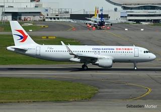 A.320-214 SHK F-WWBF 7113 TO B-8395 RTO 20 04 16 TLS