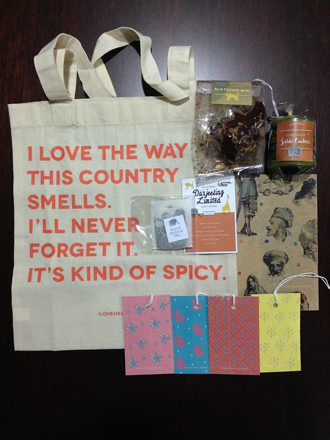 Hello deer surprise box - Darjeeling limited