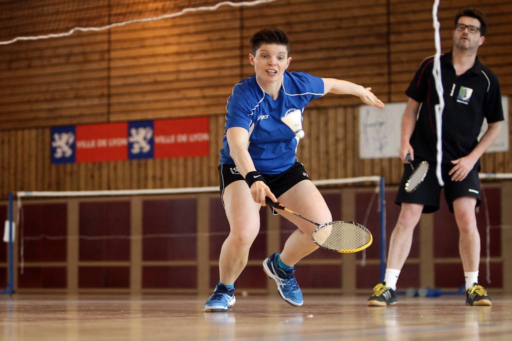 badminton handicap mental