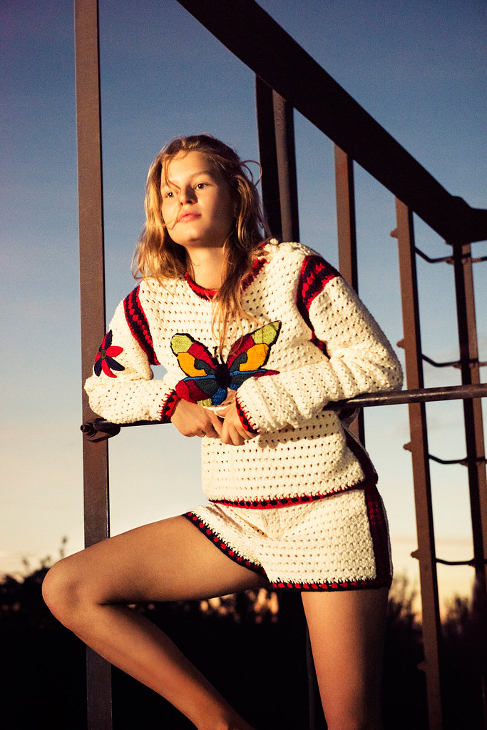 Анна Эверс — Фотосессия для «Stern Mode» 2016 – 17