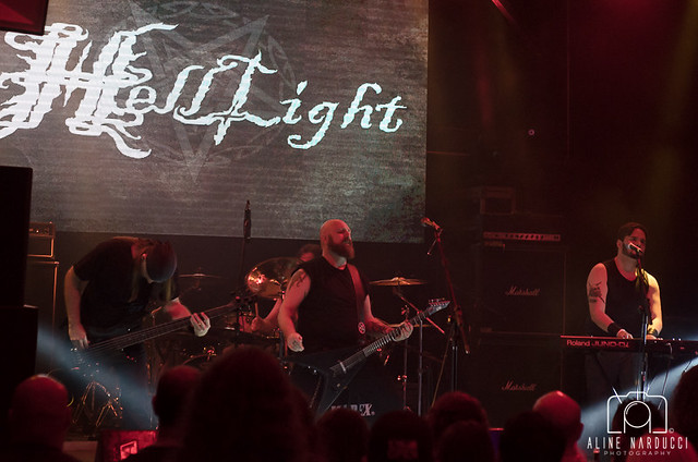 Candlemass - Live Clash Club - 21-04-2016