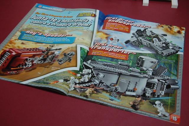 Revista LEGO Star Wars nº6 (2)