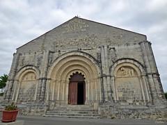 Eglise Saint Martial.. Chalais - Photo of Bardenac