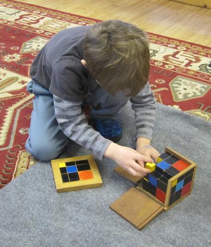 the tri-nomial cube