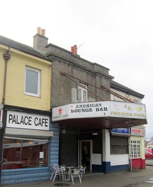 Former Cinema, Rosyth