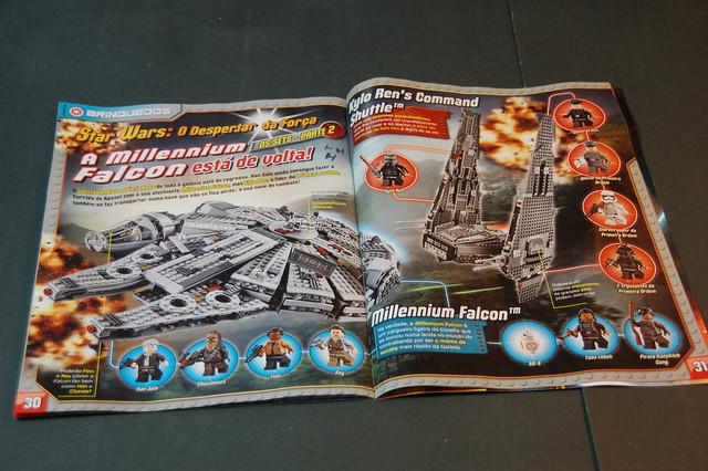 Revista LEGO Star Wars nº5 (2)