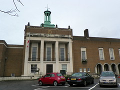 GOC Bayford–Hertford 015: County Hall, Hertford