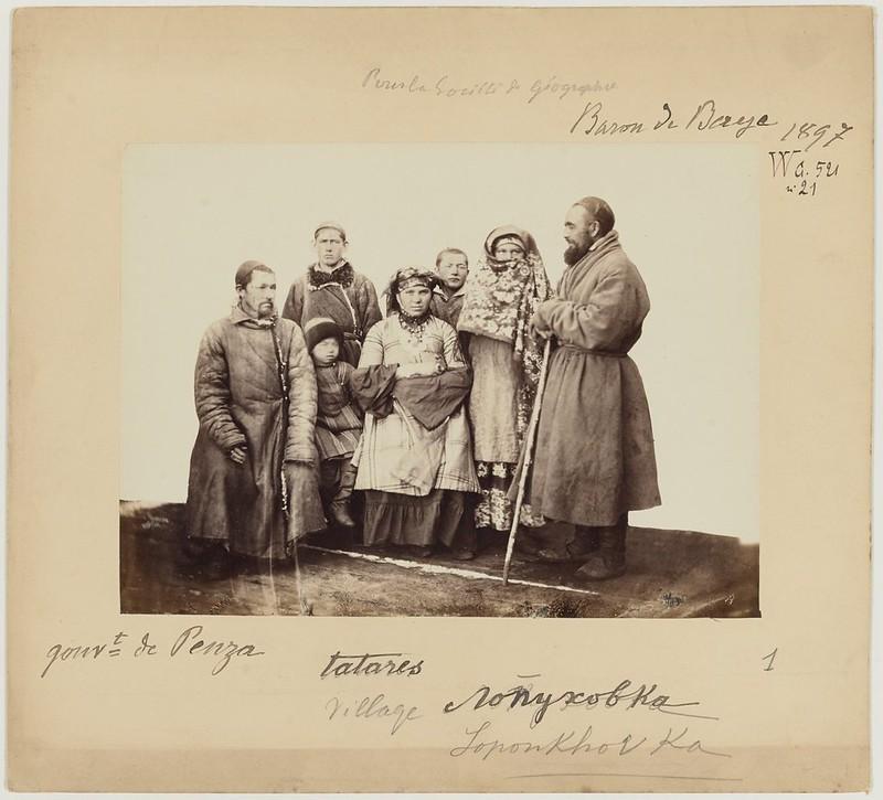 1896-1897. 68 phot. de Russie d'Europe  par le baron de Baye (23)