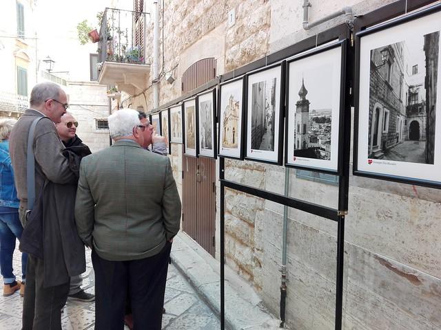 La Via degli Artisti mostra fotografica