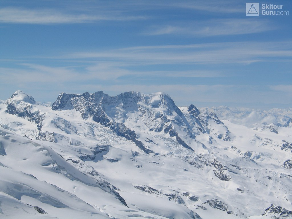 Allalinhorn Walliser Alpen / Alpes valaisannes Switzerland photo 19