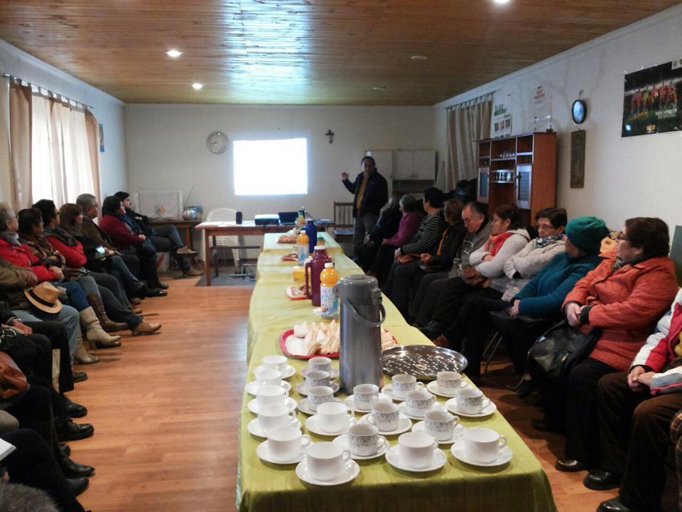 Planificaciones para el primer museo en Pealrco