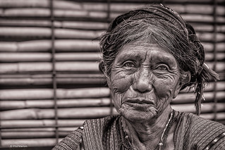 Elderly beauty - Semana Santa in Antigua, Guatemala | by Phil Marion