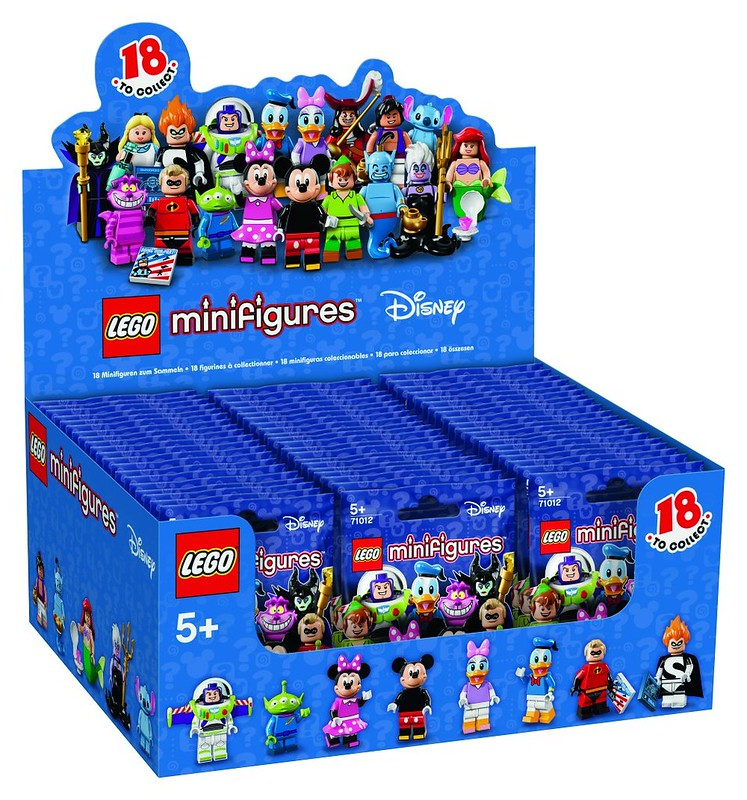 LEGO 71012 - Disney Collectible Minifigures