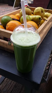 Green Juice from Grower's