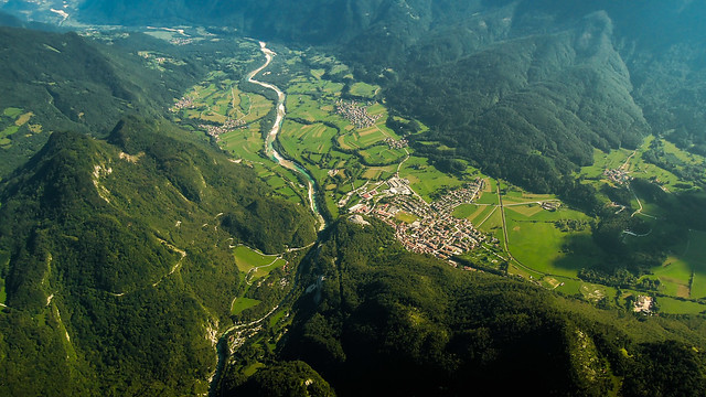 Dolina Socy i Kobarid