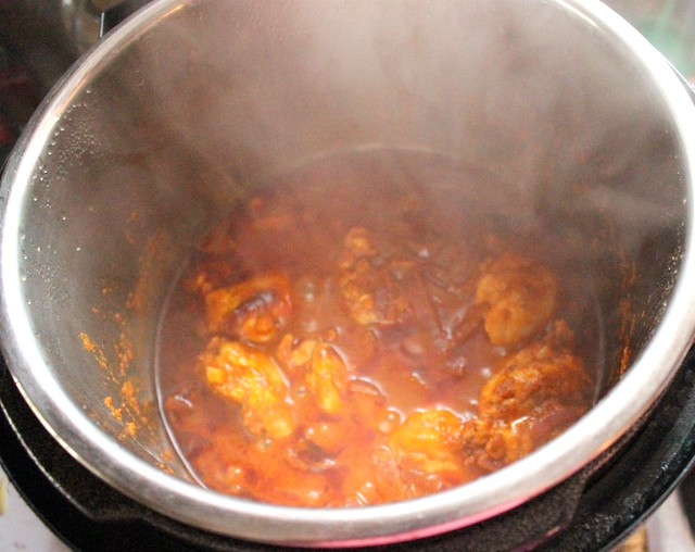 The Great Big Pressure Cooker Book Smoky Red Curry Chicken Thighs