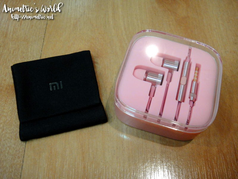 Mi In-Ear Swarovski Headphones