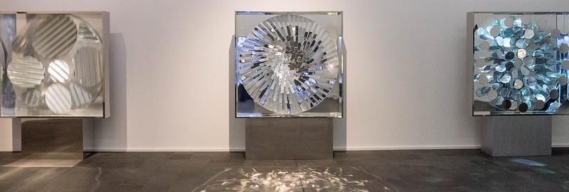 Lichtkinetische Objekte, Heinz Mack