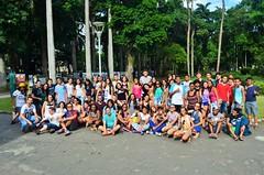 11/12/2015 - Viagem estudantes Escola Integrada - Gercom-NO