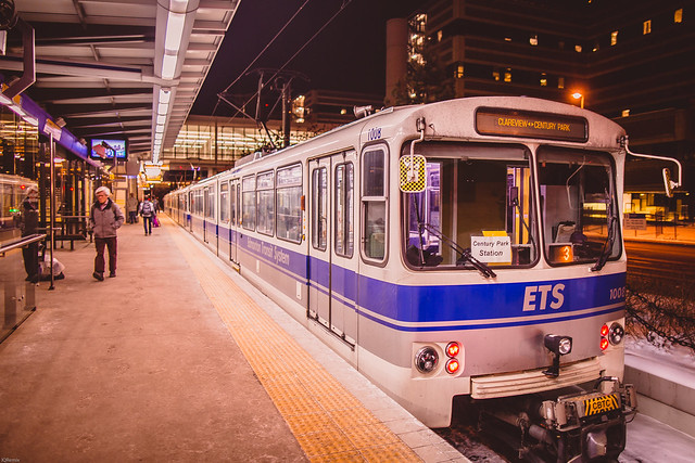 Edmonton Light Rail Transit