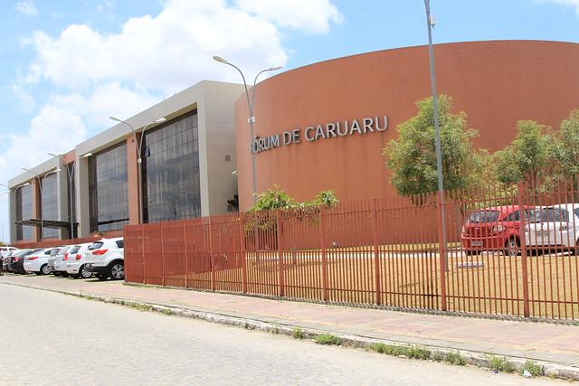 Inauguração da Central de Agilização Processual do Agreste em Caruaru_02.10.2015