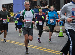 Greenville News Run Downtown 5k 2016 Official Photo