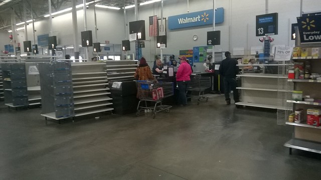 Walmart --Kimball, West Virginia